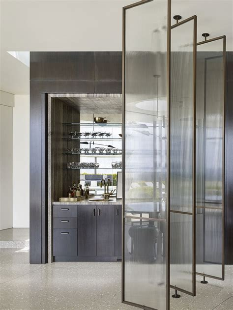 beautiful glass door partition designs best 25 glass