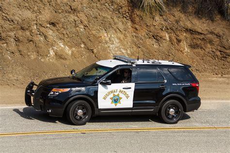 chp log chp ford explorer police interceptor utility the
