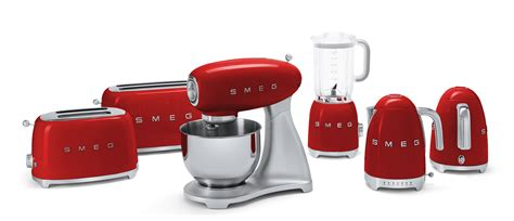 Retro Kettle And Toaster Elettrodomestici Smeg A Roma