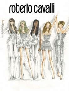 When Spice Gave Cavalli Their Costume Requirements by Roberto Cavalli Reveals His Designs For Spice Tour Now
