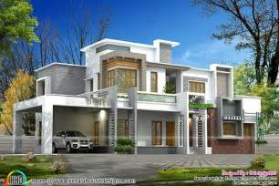 pure luxurious contemporary home plan kerala home design january 2016 kerala home design and floor plans