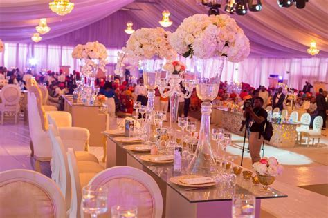 Pretty Perfect Vendor: Oaken Events, Nigeria   Aisle Perfect