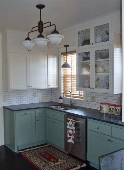 Schoolhouse Electric Kitchen by Warehouse Shades Schoolhouse Lights Feature In Kitchen