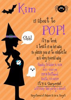 free printable halloween baby shower invitations halloween baby showers couple shower and baby shower