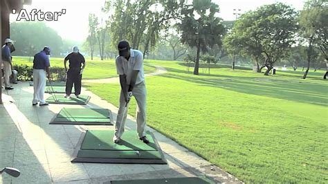 minimalist golf swing minimalist golf swing improves ball flight for a veteran