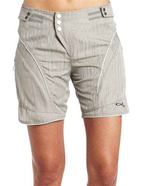oakley womens cycling shorts
