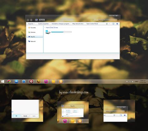 theme windows 8 1 aero radiance aero theme windows 8 1 by cleodesktop on deviantart