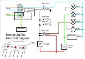 refrigerator electrical diagram