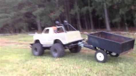 grave digger monster truck go kart for sale go kart monster truck youtube