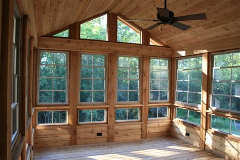 3 season room sunroom screen room contractor three season rooms brad f beller construction
