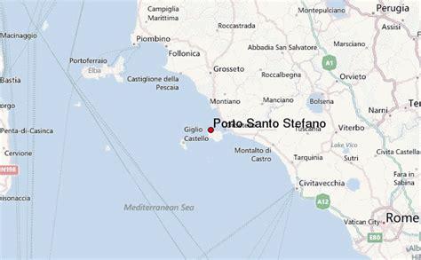 porto s stefano mappa porto santo stefano stadsgids