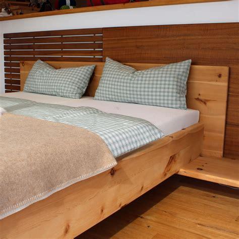 bett zirbenholz wirkung der zirbe zirbe strantz manfred tischlerei
