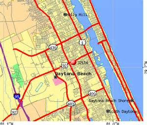 map daytona florida map of daytona world map photos and images
