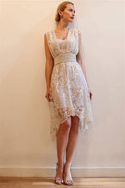 vestido corto de novia vestidos de novia cortos