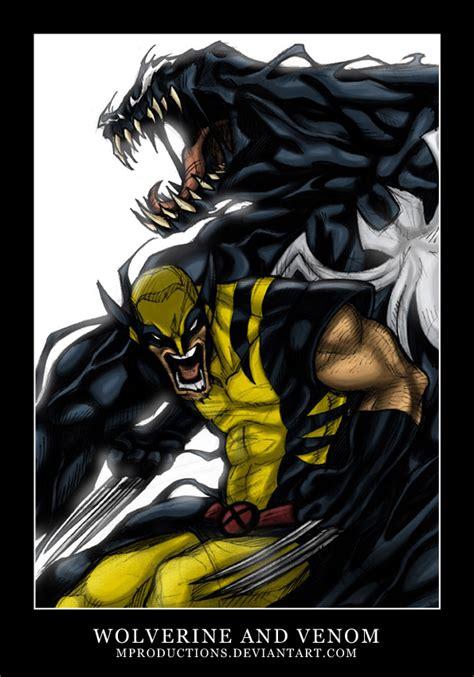 imagenes de wolverine vs venom top venom vs wolverine images for pinterest tattoos