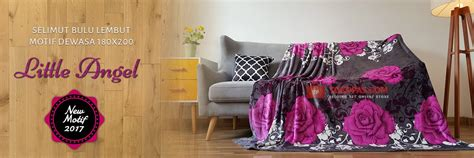 Selimut Bulu Dewasa 5 grosir sprei katun panca bedcover karpet selimut