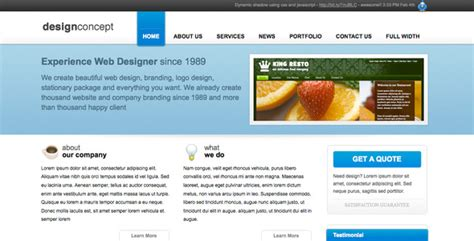 themeforest company profile company profile templates from themeforest