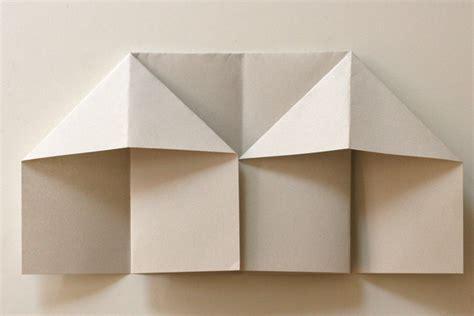 Papier De Maison by Comment Faire Une Maisonnette Origami Cabane 224 Id 233 Es