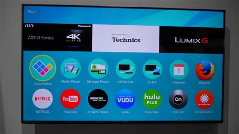 Tv Os Android panasonic firefox os smart tv review look expert