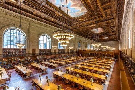pelham library public safety building reading room historic rose reading room at the new york public library