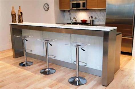 Kursi Untuk Mini Bar meja bar minimalis dan modern untuk dapur berukuran mini