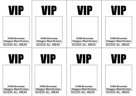 Backstage Pass Template Love The Idea Of A Vip All Access Pass With The Gospel Tied In Free Vip Pass Template