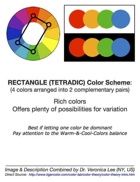 scheme pair 17 best images about tetradic on pinterest red and blue
