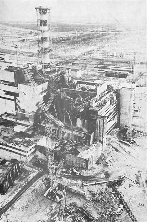 Unique Photos of the Chernobyl Catastrophe - English Russia