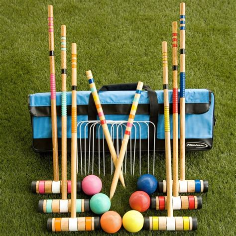 backyard croquet lawn croquet my fav yard sport un birthday party