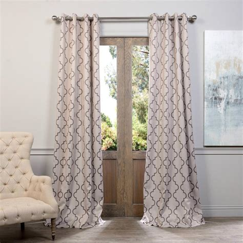 tan blackout curtains exclusive fabrics furnishings semi opaque seville tan