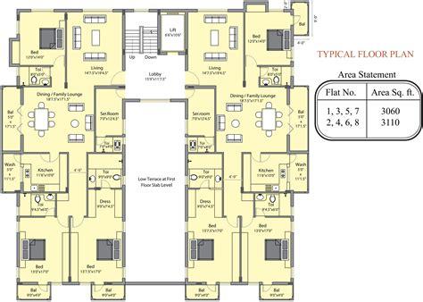 savoy floor plan 3060 sq ft 3 bhk 3t apartment for sale in golden homes savoy anna nagar chennai
