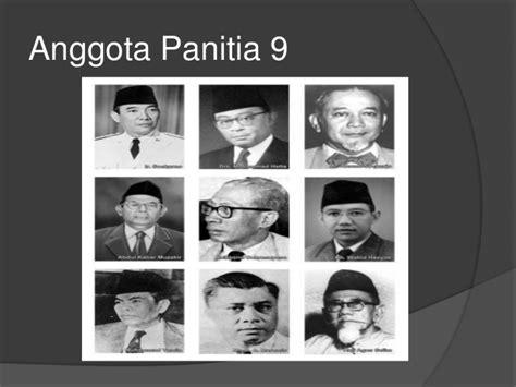 Panitia 11 X 17 profil singkat bpupki ppki