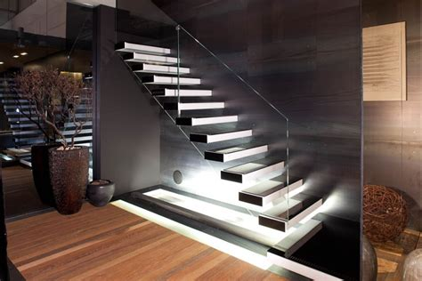 contemporary stairs floating staircase allarchitecturedesigns