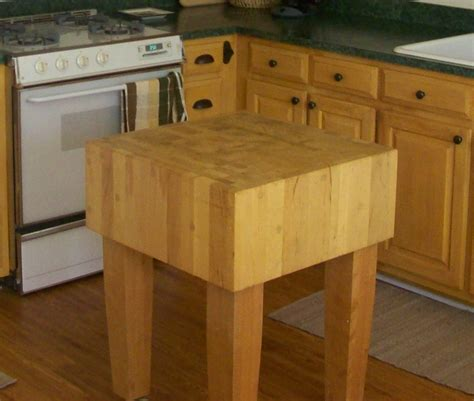 36 Kitchen Island File Butcher S Block Jpg Wikimedia Commons