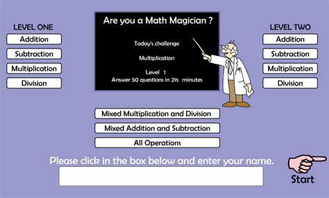 Mat Magician by Teaching Mrs T Top 8 Tech For Test Prep Math Magician