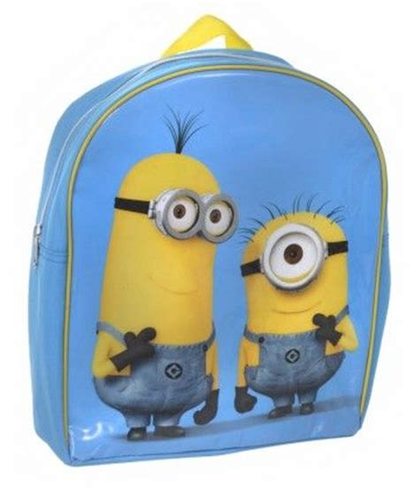 tas minion 65 best images about minions rugzak tas on