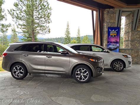 Kia Motors News 2016 Kia Sorento Press Event In Lake Tahoe Ca