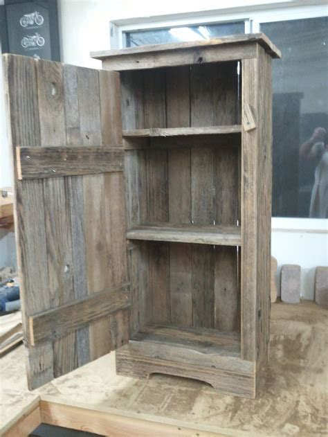 Barnwood Kitchen Cabinets by Barnwood Jelly Cabinet