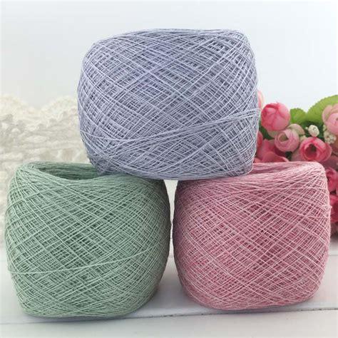 aliexpress yarn aliexpress com buy 250g pieces italian ramie thread