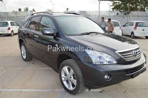 toyota harrier 2008 used toyota harrier 2008 car for sale in karachi 591450