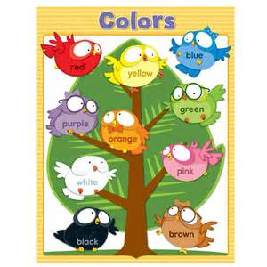 color posters owl pals color poster