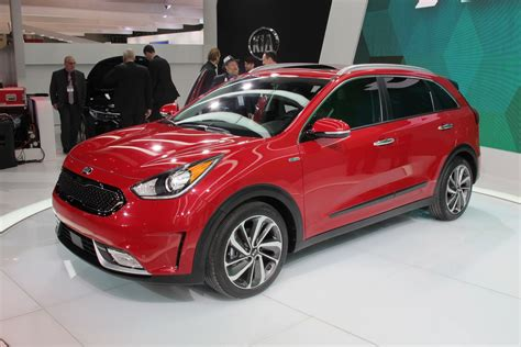 Niro Kia 2017 Kia Niro Preview