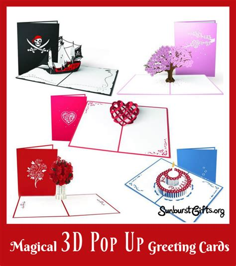 pop greeting cards magical 3d pop up greeting cards thoughtful gifts