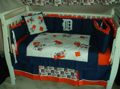 Detroit Tigers Comforter by Baby Nursery Crib Bedding Set W Detroit Tigers It
