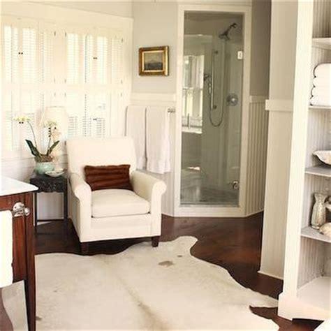 cowhide bathroom rugs gray cowhide rug design ideas