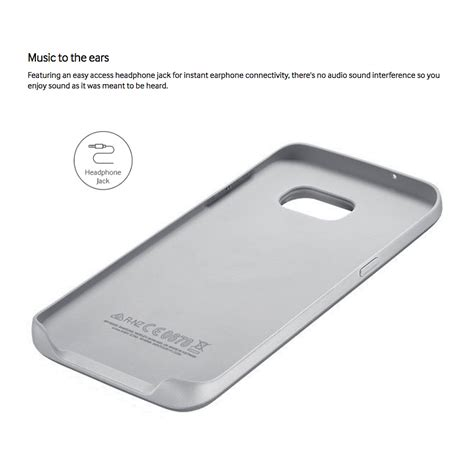 Backpack Samsung Galaxy S7 Edge battery backpack samsung galaxy s7 edge silver