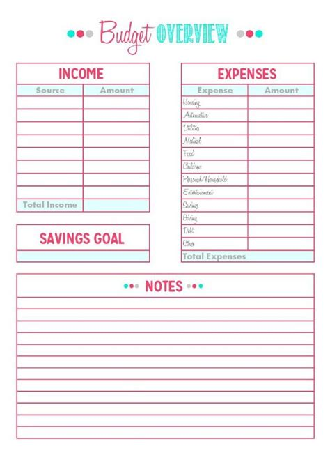 family binder budgeting printables budgeting printable budget sheets budget binder