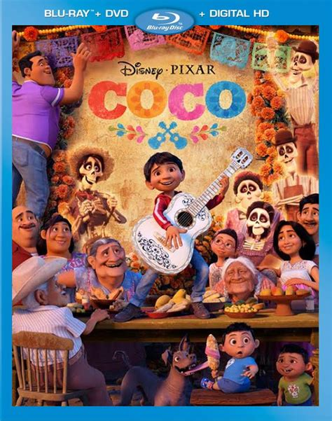 coco blu ray image coco blu ray cover png pixar wiki fandom