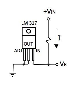 zener diode negative voltage regulator power zener using the lm317 edn