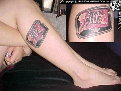 fight club tattoos 21 best images about inspired tattoos on